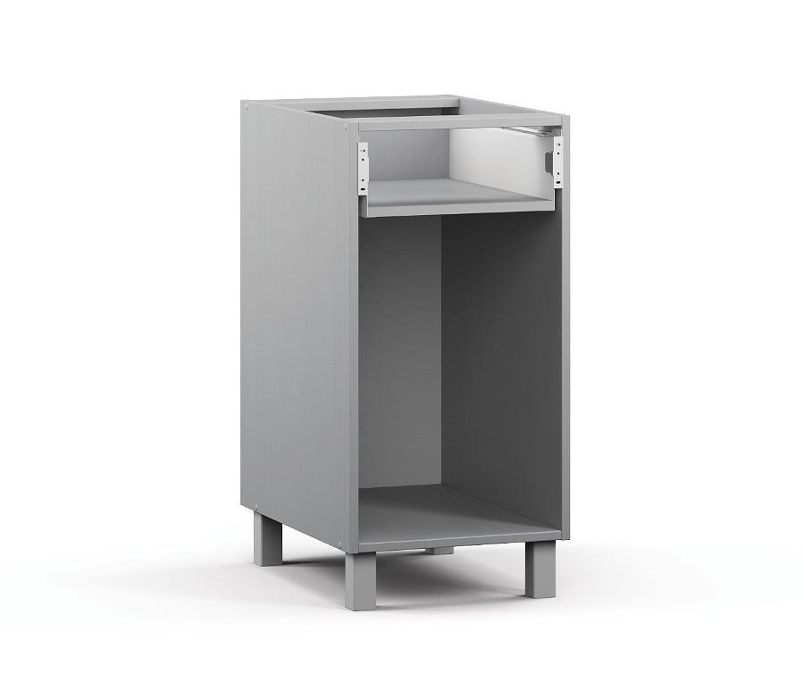 Анна АСДЯ-40 Шкаф-СтолМебель для кухни<br>Корпус шкафчика для кухни с выдвижным ящиком.<br><br>Длина мм: 400<br>Высота мм: 820<br>Глубина мм: 563
