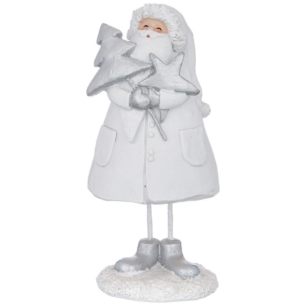 Фото - Фигурка Дед мороз 21 см фигурка дед мороз m97 дед мороз пластик текстиль красный