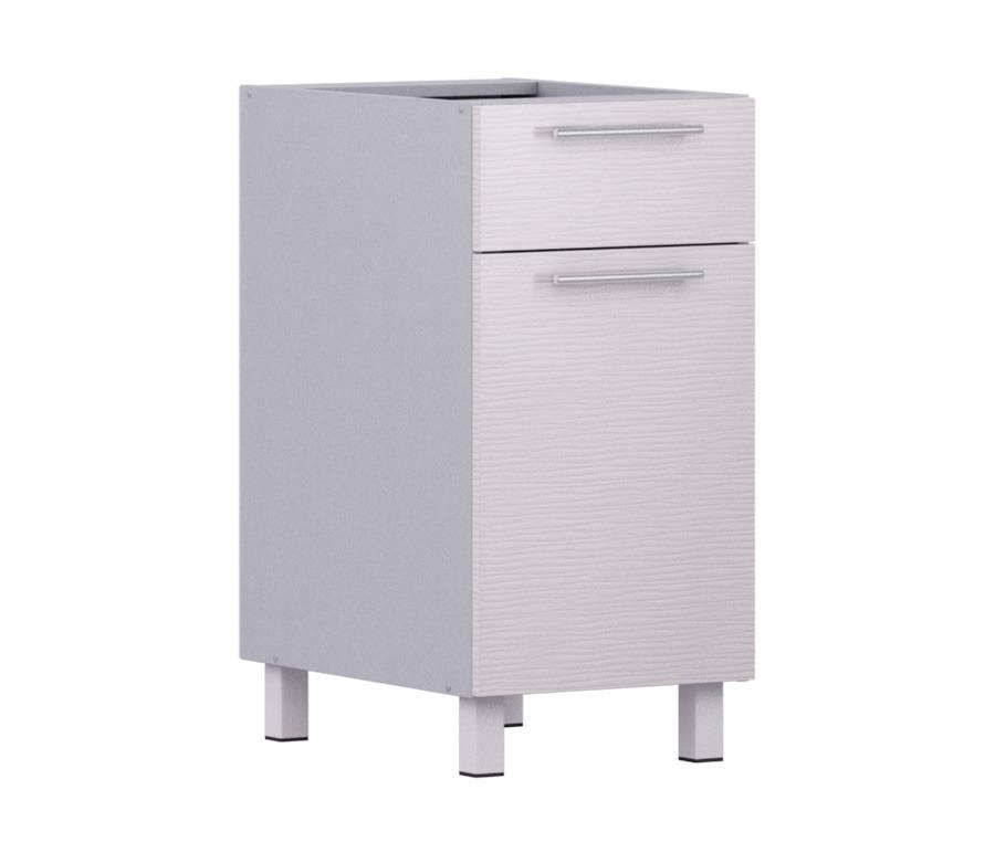 Анна АСДЯ-40 стол с ящиком и дверкойКухня<br><br><br>Длина мм: 400<br>Высота мм: 820<br>Глубина мм: 563
