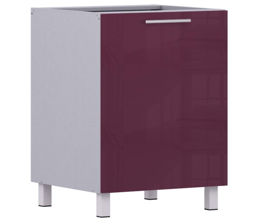 Анна АС-60 стол с фасадомМебель для кухни<br>Стол с фасадом Анна АС-60 характеризуется высоким качеством, отличными эксплуатационными характеристиками и хорошей вместительностью.<br><br>Длина мм: 600<br>Высота мм: 820<br>Глубина мм: 563