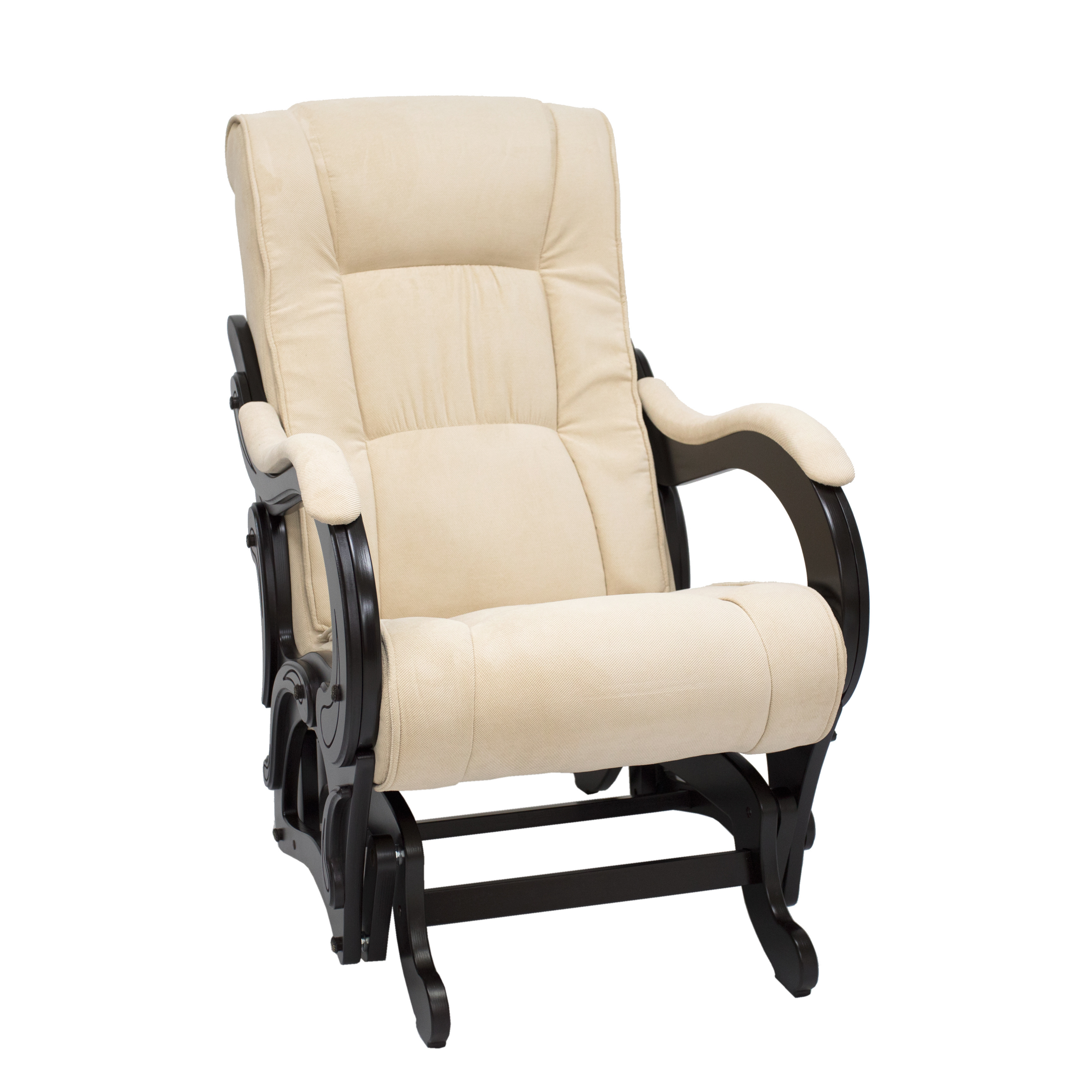 Кресло-качалка глайдер модель 78 венге