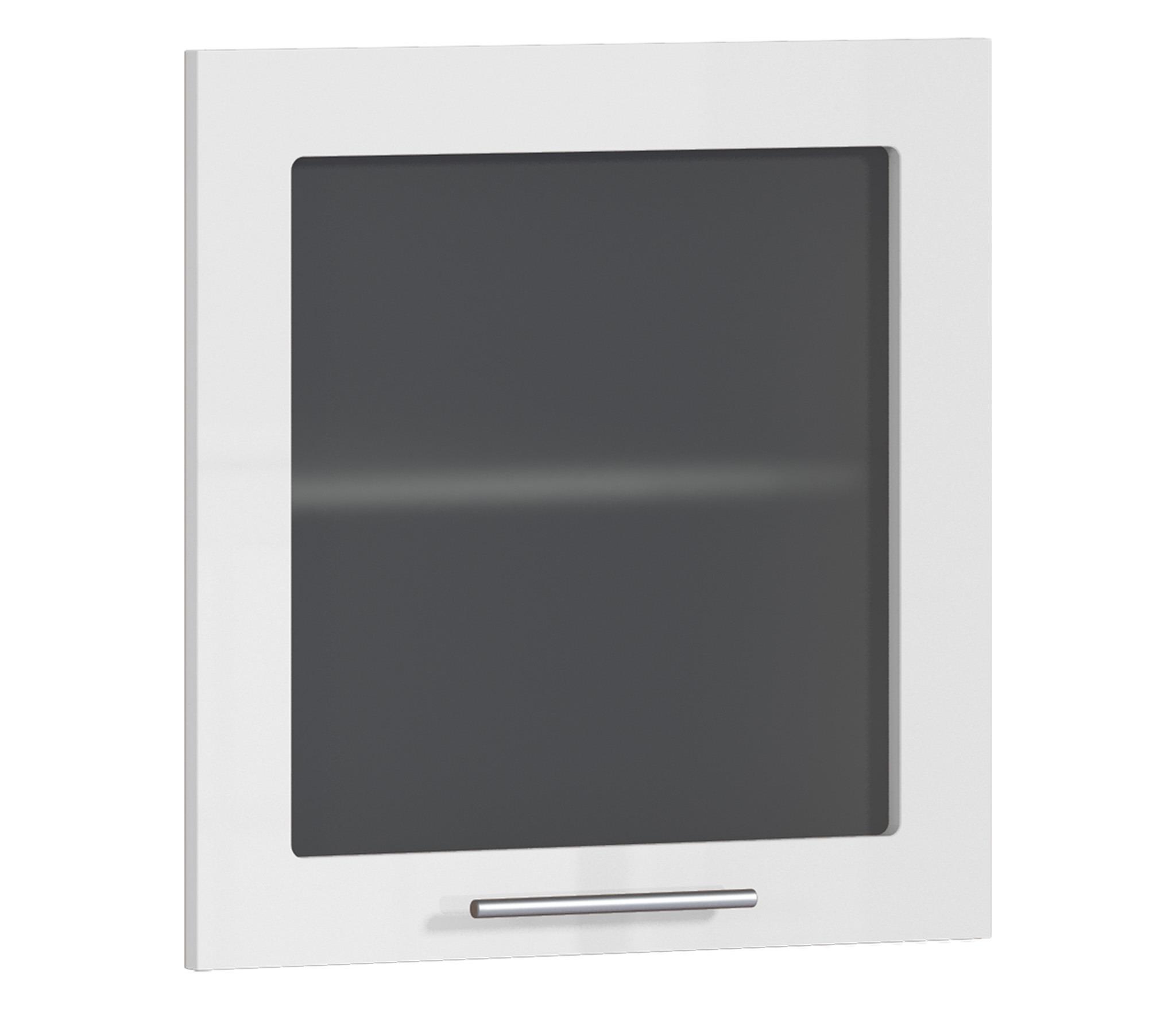 Анна ФВ-360С витринаМебель для кухни<br><br><br>Длина мм: 596<br>Высота мм: 596<br>Глубина мм: 21