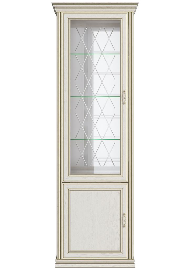 ВЕНЕТО гостиная Шкаф-витрина