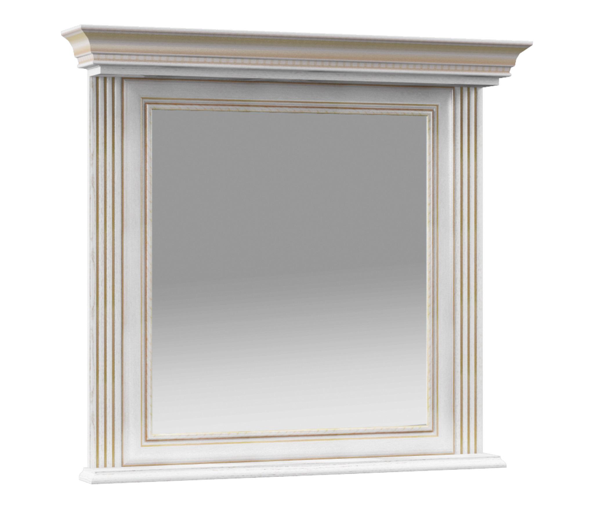 Версаль СБ-2052 ЗеркалоЗеркала<br>Зеркало Версаль в классическом стиле станет изысканным дополнением к мебельному ансамблю из одноименной коллекции. Такой предмет не только полезен с точки зрения практичности, ведь без зеркала трудно представить себе современную спальню, но он еще и отлично выполняет свою эстетическую функцию, делая вашу комнату визуально шире и светлее и придавая интерьеру оттенок роскоши и романтизма.<br><br>Длина мм: 903<br>Высота мм: 920<br>Глубина мм: 147