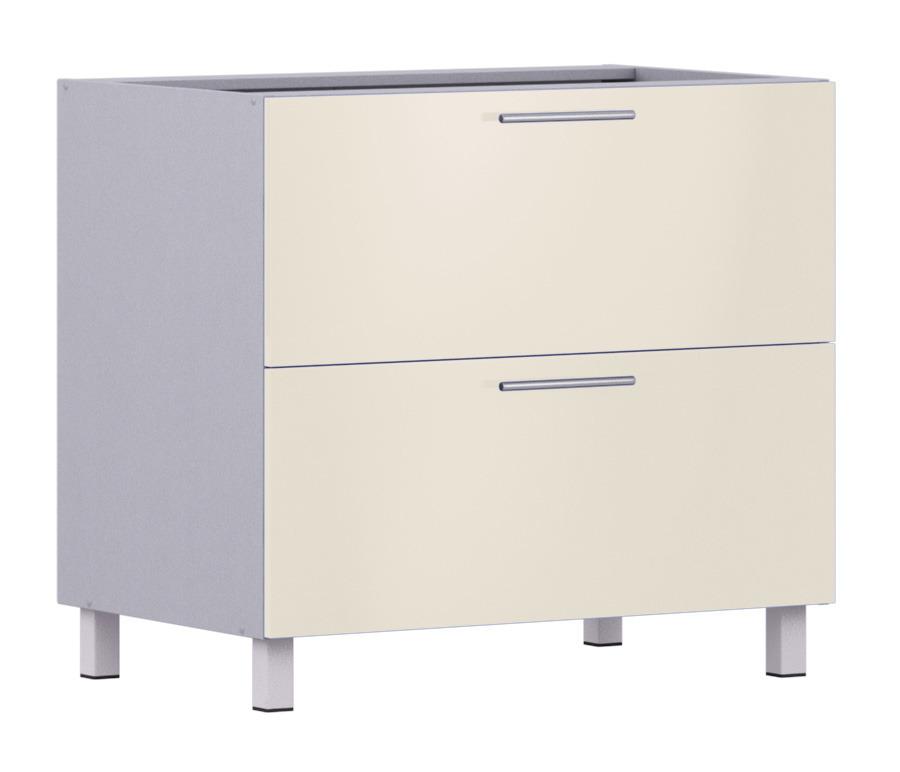 Анна АСЯ-90 стол с ящикамиКухня<br><br><br>Длина мм: 900<br>Высота мм: 820<br>Глубина мм: 563