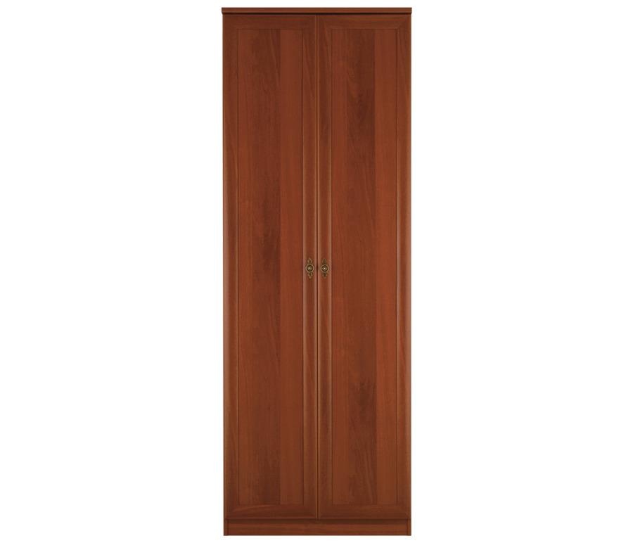 Джорджия СБ-102 Шкаф 2-х дверныйШкафы<br>Высокий двухдверный шкаф.<br><br>Длина мм: 800<br>Высота мм: 2236<br>Глубина мм: 590