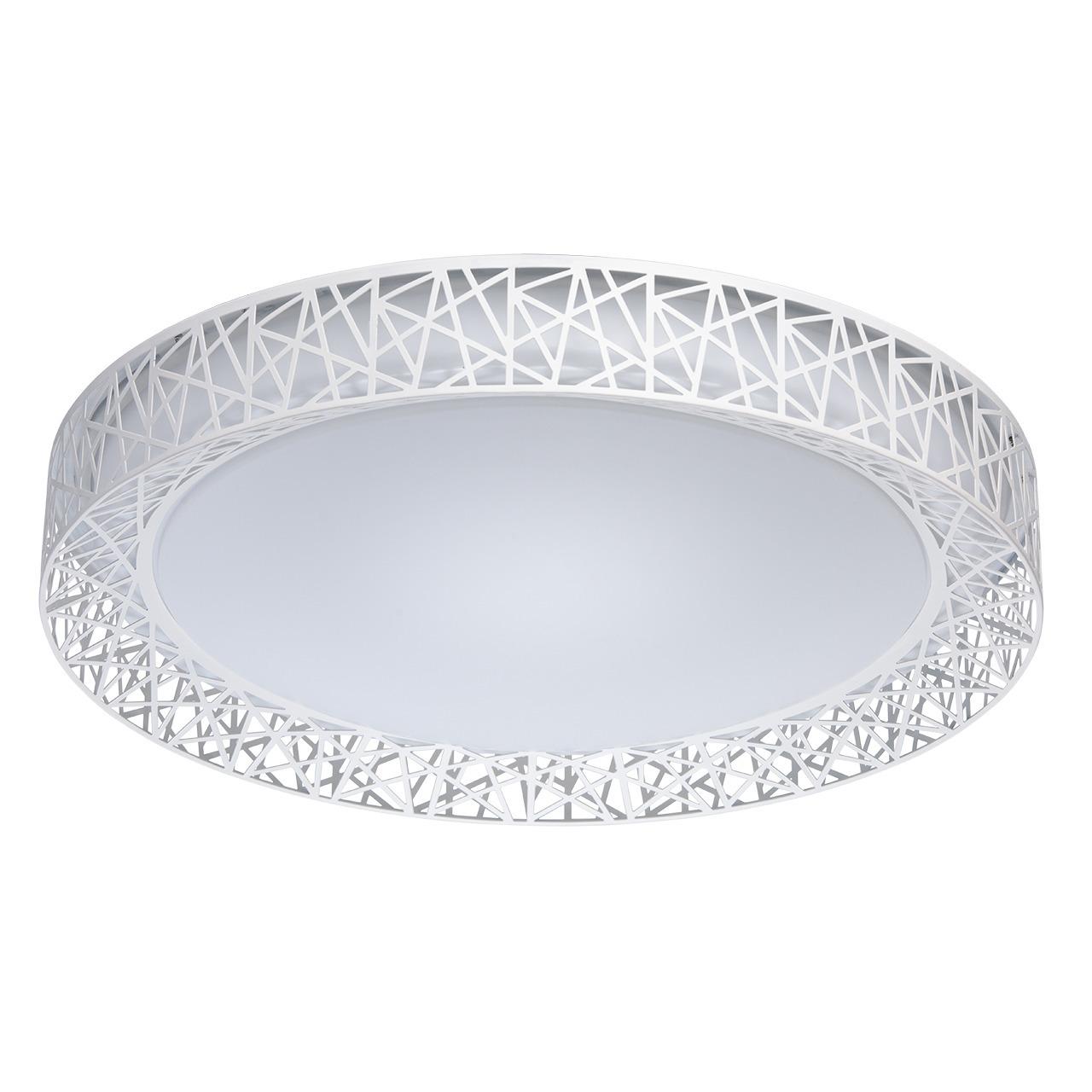 Люстра светодиодная, потолочная Ривз 36W LED 220 V