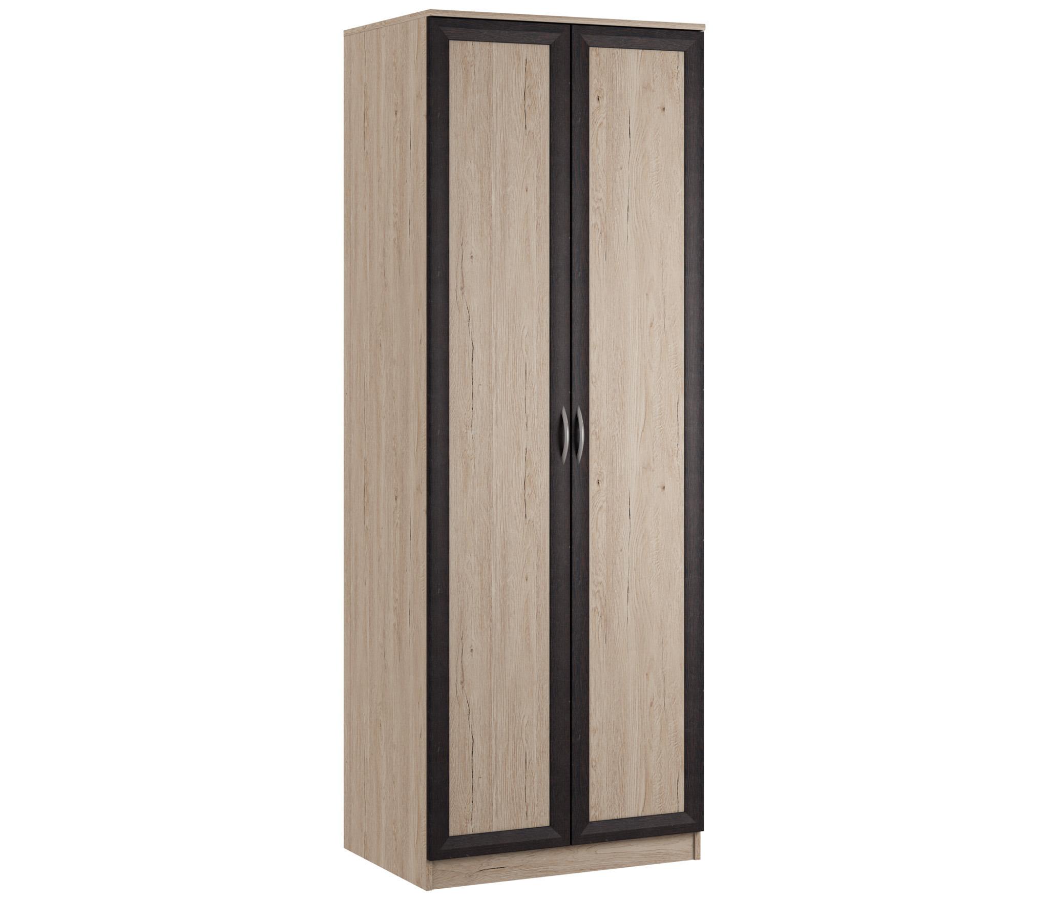 Джорджия СБ-2278 Шкаф 2-х дверный Столплит 0112278005159