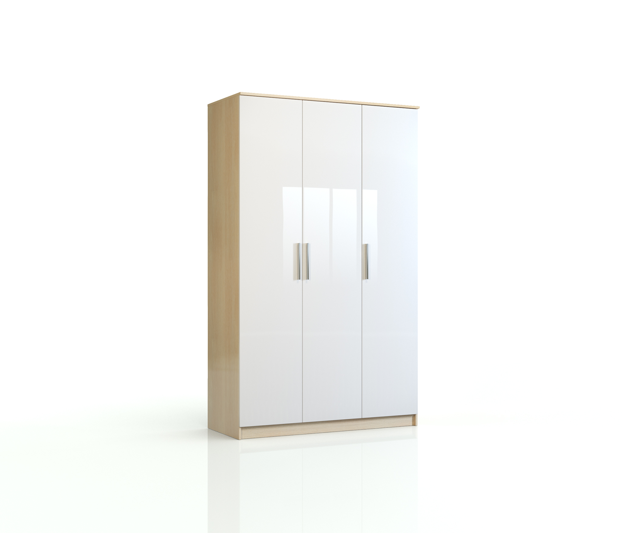 Николь СВ-542 шкаф (3 дв)