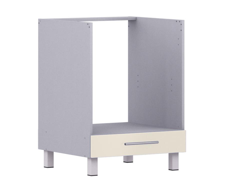 Анна АСД-1-60 стол под встраиваемую техникуКухня<br><br><br>Длина мм: 600<br>Высота мм: 820<br>Глубина мм: 563