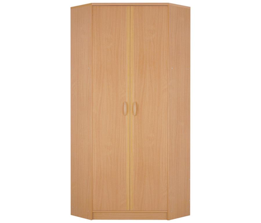 Симба С-09 Шкаф угловойМебель для детской<br>Угловой шкаф поможет сохранить свободное пространство комнаты! &#13;Ширина бока: 345<br><br>Длина мм: 900<br>Высота мм: 2235<br>Глубина мм: 900