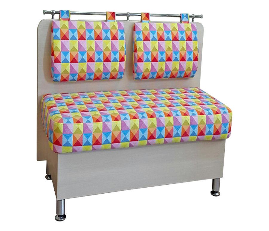Диван Сюрприз прямой. Ёмкость для хранения.  Обивка ткань (категория 3)Мягкая мебель<br><br><br>Длина мм: 130<br>Высота мм: 85<br>Глубина мм: 55