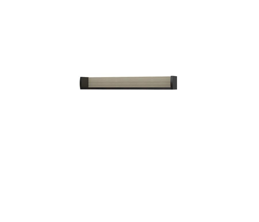 Ксено СТЛ.078.06 Полка L-1530Полки для гостиной<br><br><br>Длина мм: 1530<br>Высота мм: 200<br>Глубина мм: 250