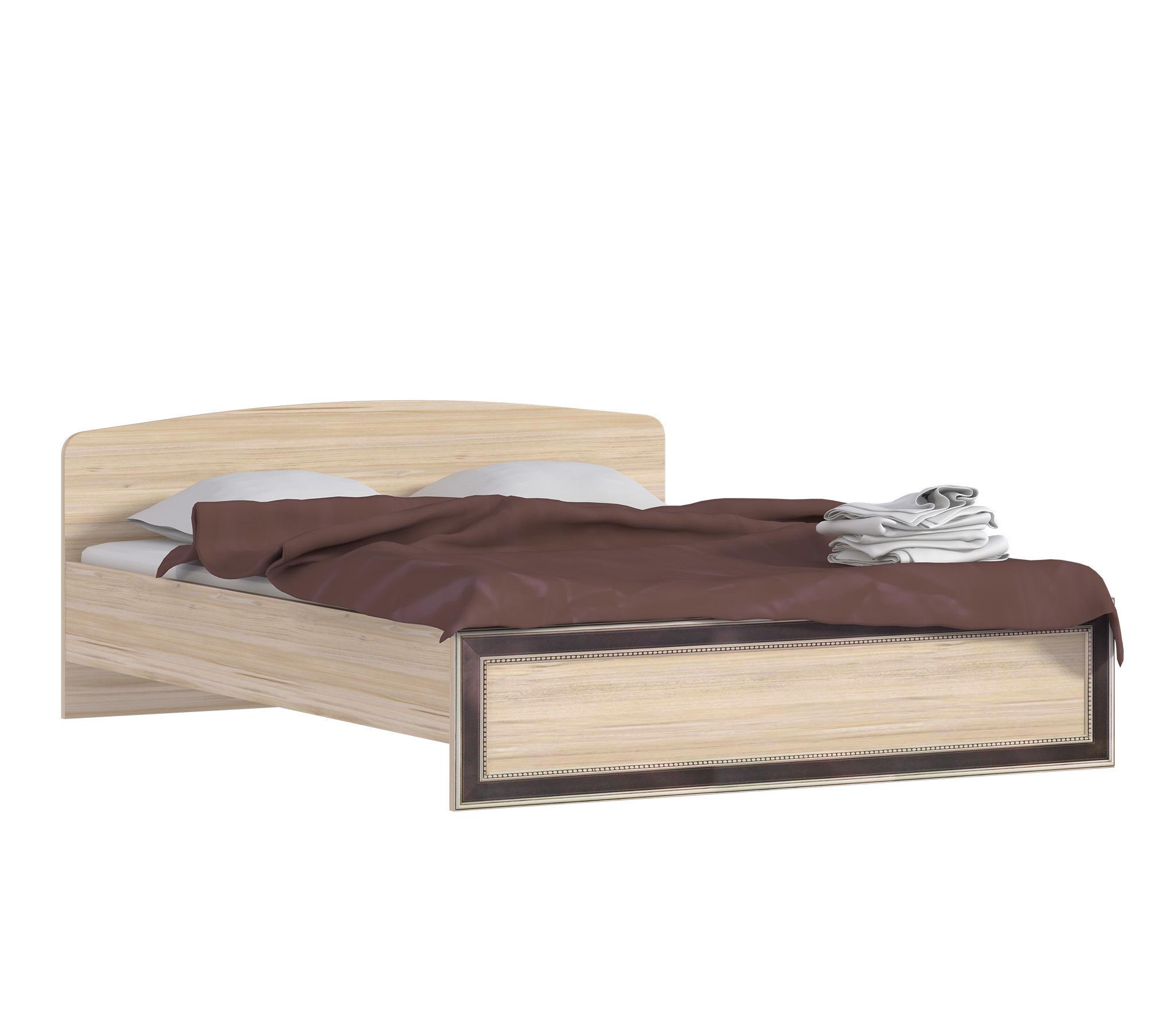 Персей СБ-2273 Кровать 1600Кровати<br>Персей СБ-2273    это кровать универсальна. Благодаря интересному дизайну кровать цвета «Слива Табеа» займет достойное место в любой спальне. Высокое изголовье, строгий короб, оригинально украшенный фасад (изящная контрастная рамка по периметру). Вроде не придумано ничего нового, но как свежо смотрится. А если учесть, что при изготовлении использовали только высокосортные материалы и фурнитуру, начинаешь понимать, что роскошь не в обилии вычурных деталей, она в гармоничной простоте. Самое главное, купив такую стильную модель, не ошибиться с выбором ортопедического матраса, чтобы кровать радовала не только взор, но и спину.&#13;Ортопедическое основание и матрас приобретается отдельно.<br><br>Длина мм: 1658<br>Высота мм: 754<br>Глубина мм: 2064<br>Ширина спального места: 1600<br>Длина спального места: 2000<br>Особенности: Двухспальная<br>Матрас в комплекте: Нет
