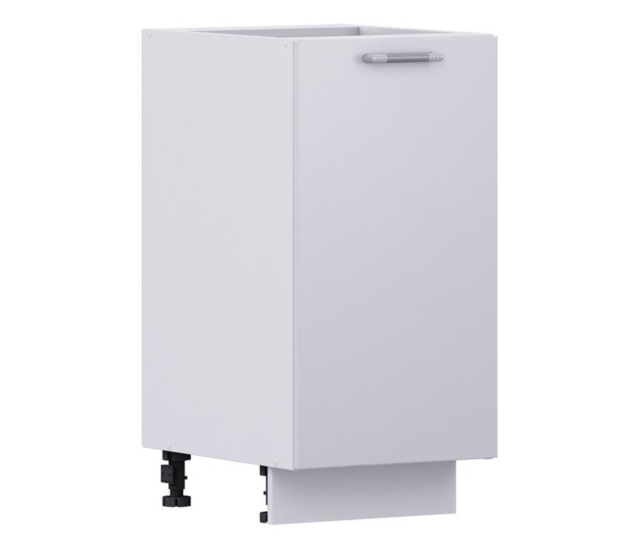 Надежда НС-40 Шкаф-СтолМебель для кухни<br><br><br>Длина мм: 400<br>Высота мм: 820<br>Глубина мм: 515