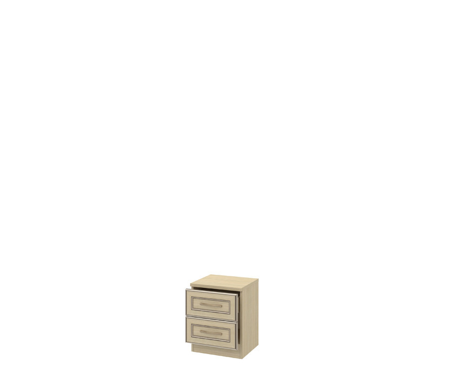 София СТЛ.098.16 Тумба прикроватнаяГарнитуры<br><br><br>Длина мм: 396<br>Высота мм: 496<br>Глубина мм: 353