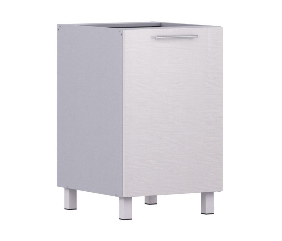 Анна АС-50 столМебель для кухни<br>Стол Анна АС-50 имеет ширину 500 мм и идеально подойдет для хранения посуды, форм для выпечки, кастрюль, которые можно складывать на полках. Дополнительно рекомендуем приобрести столешницу.<br><br>Длина мм: 500<br>Высота мм: 820<br>Глубина мм: 563
