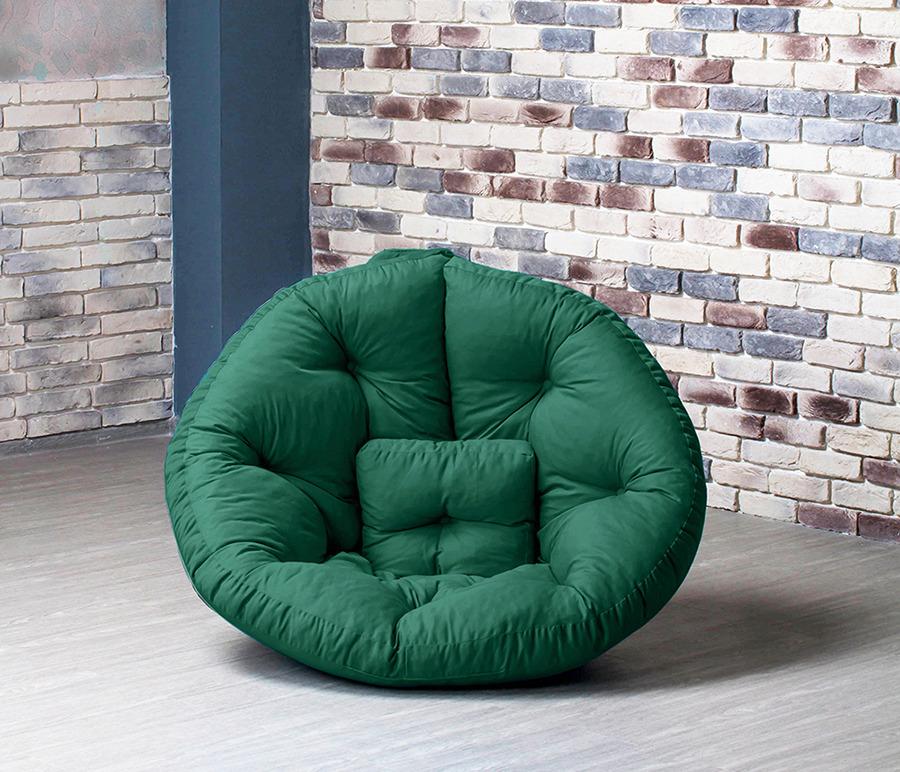 Кресло Оустер , Бостон, M (195 см )Бескаркасная мебель<br><br><br>Длина мм: 105<br>Высота мм: 75<br>Глубина мм: 95