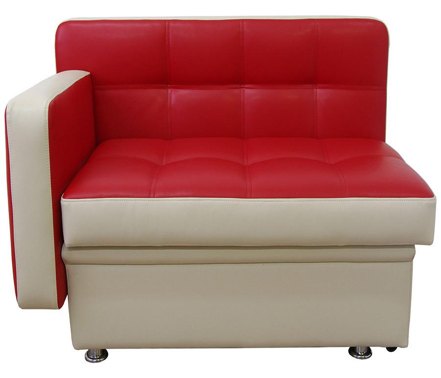 Диван Фокус. Подлокотник слева (125 кат.2)Мягкая мебель<br><br><br>Длина мм: 125<br>Высота мм: 82<br>Глубина мм: 67