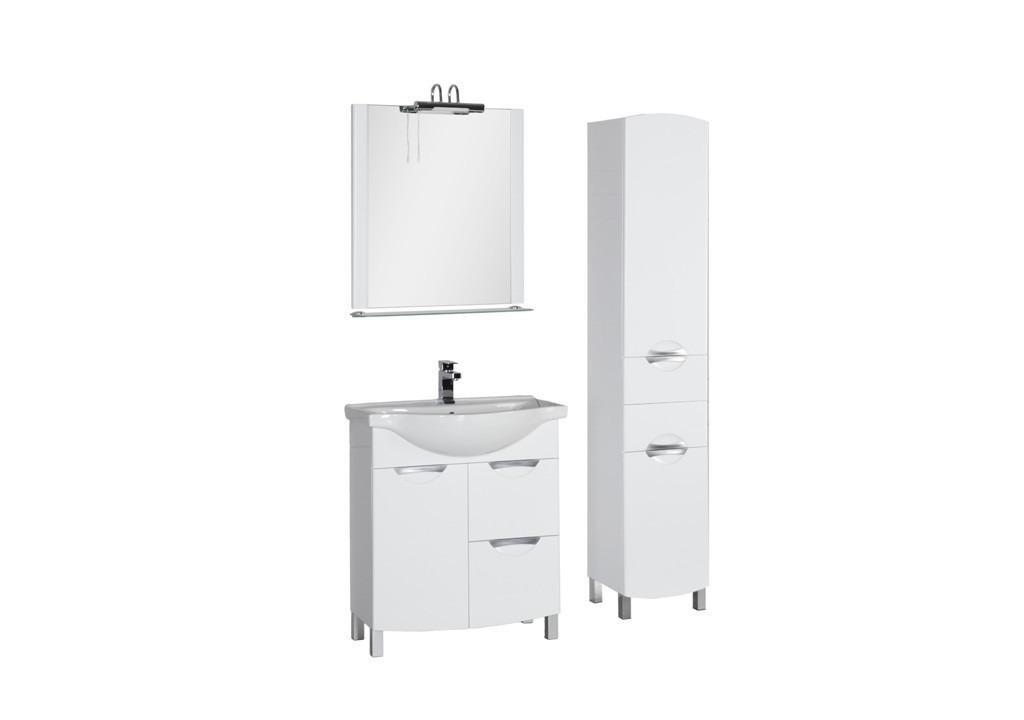 Комплект мебели Aquanet Асти 75 б\к белыйКомплекты мебели для ванной<br><br><br>Длина мм: 0<br>Высота мм: 0<br>Глубина мм: 0<br>Цвет: Белый
