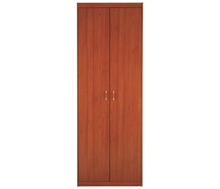 Сити СБ-217 Шкаф для одеждыШкафы<br>Классический двухдверный платяной шкаф.<br><br>Длина мм: 800<br>Высота мм: 2218<br>Глубина мм: 558
