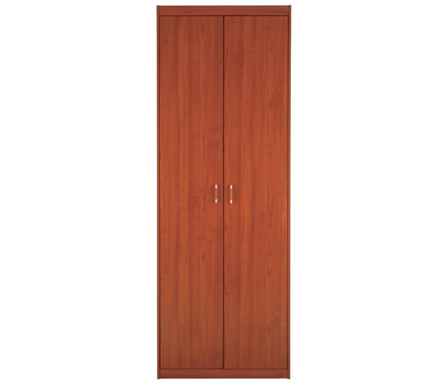Сити СБ-217 Шкаф для одеждыШкафы<br><br><br>Длина мм: 800<br>Высота мм: 2218<br>Глубина мм: 558