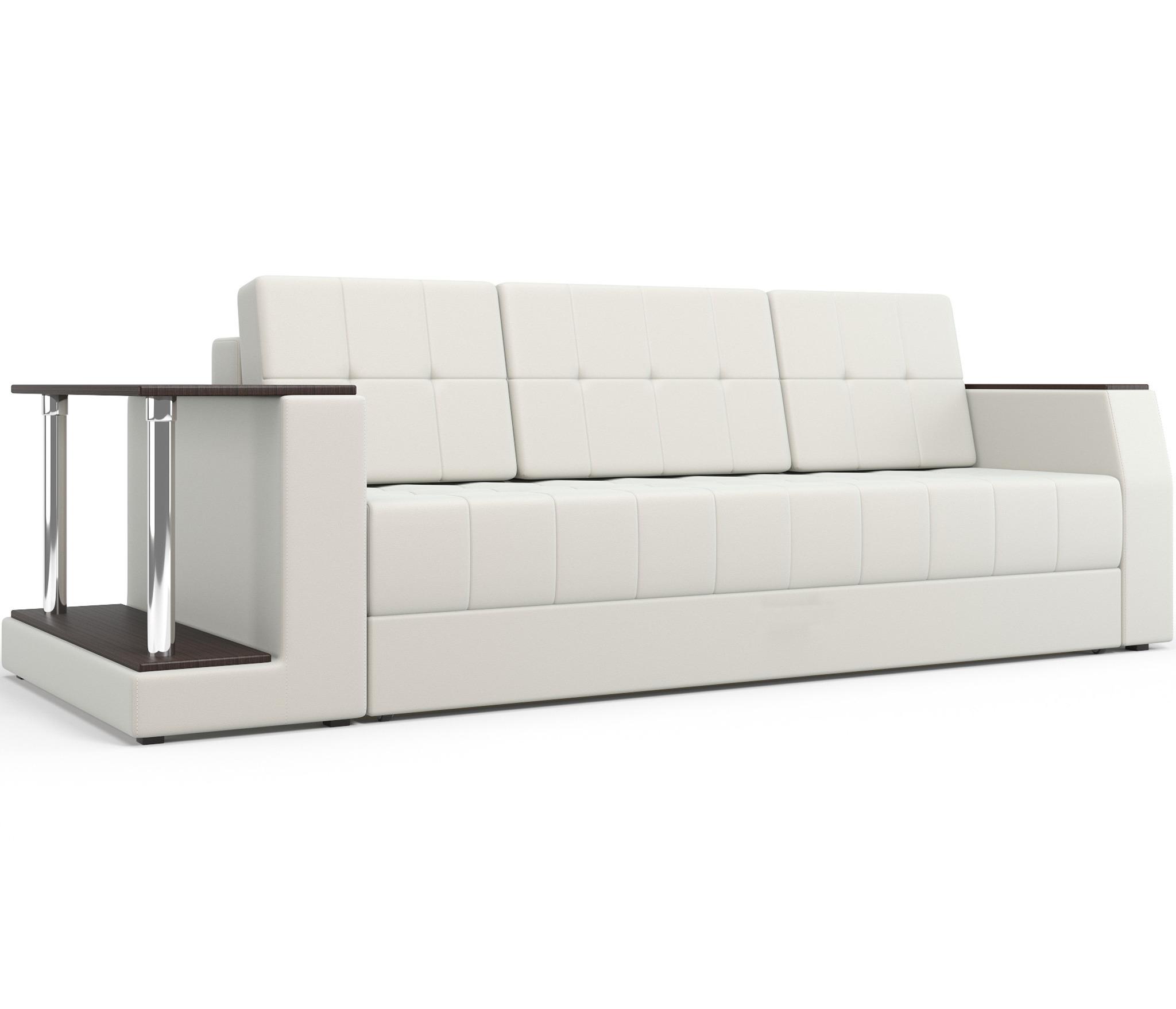 Диван Атлант эко-кожаМягкая мебель<br><br><br>Длина мм: 2540<br>Высота мм: 850<br>Глубина мм: 1010