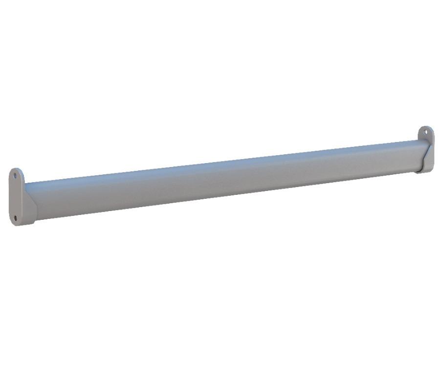 Палермо Комплект штанга - 450Гостиная<br><br><br>Длина мм: 0<br>Высота мм: 414<br>Глубина мм: 0