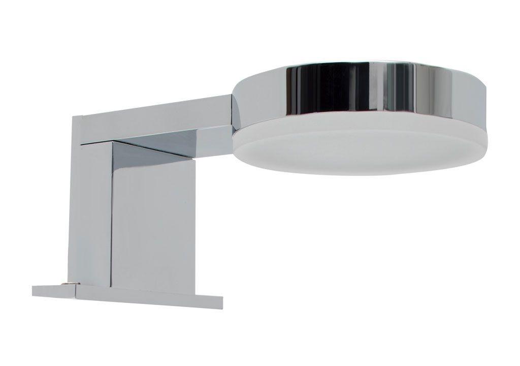 Светильник универсальный Aquanet WT-806 LED круглый (80мм) (рекомендуем 2 шт)