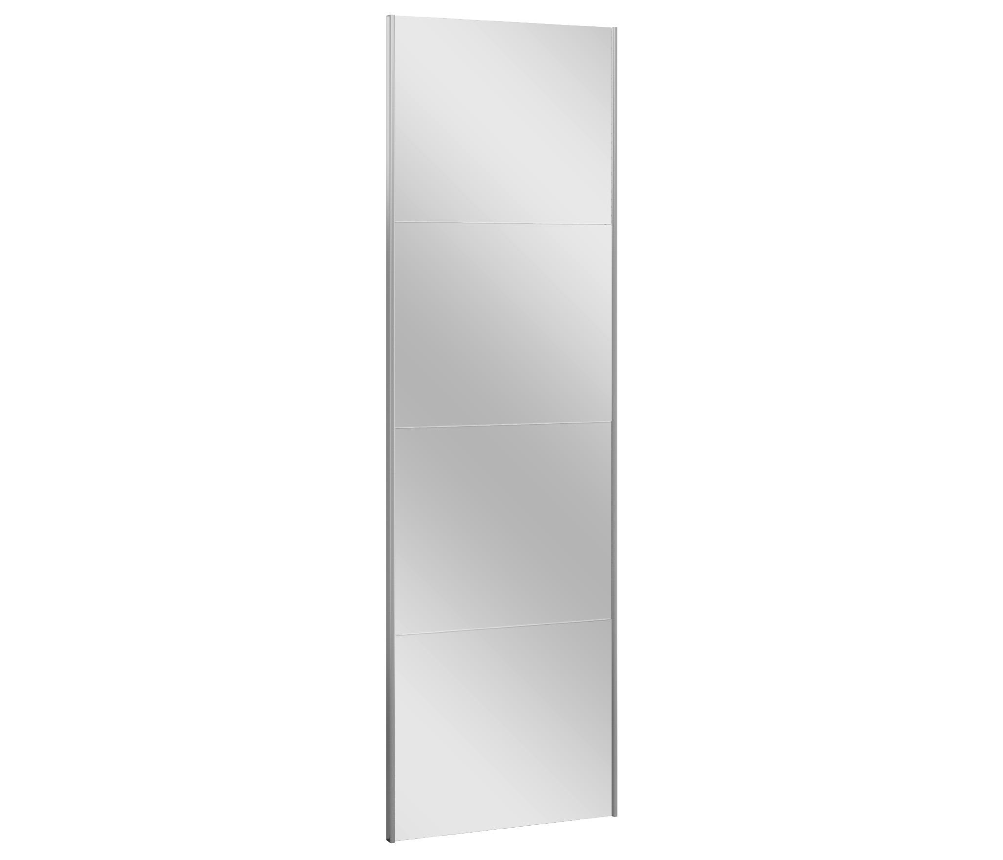 Палермо FKZ-675 ЗеркалоКомплектующие<br>Зеркальный фасад уникален хотя бы потому, что обладает актуальным свойством визуального расширения пространства.<br><br>Длина мм: 677<br>Высота мм: 2164<br>Глубина мм: 14