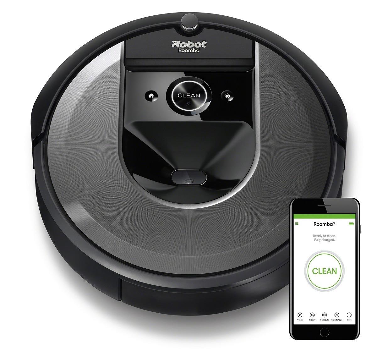 Робот - пылесос iRobot Roomba i7
