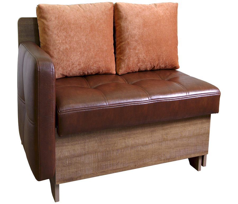 Диван Феникс. Подлокотник слева (120 кат.2)Мягкая мебель<br><br><br>Длина мм: 120<br>Высота мм: 82<br>Глубина мм: 62