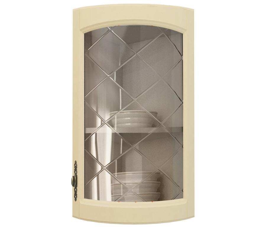 Регина ФВГ-30/1 витринаМебель для кухни<br><br><br>Длина мм: 421<br>Высота мм: 713<br>Глубина мм: 80