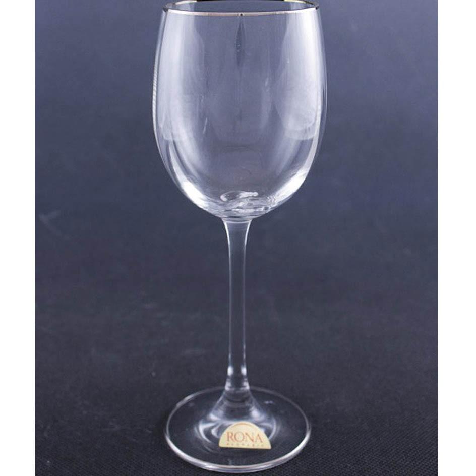 Набор бокалов для вина Rona Эспирит оптика 260 мл 6 шт отводка платина набор бокалов rona esprit 260 мл 6 шт