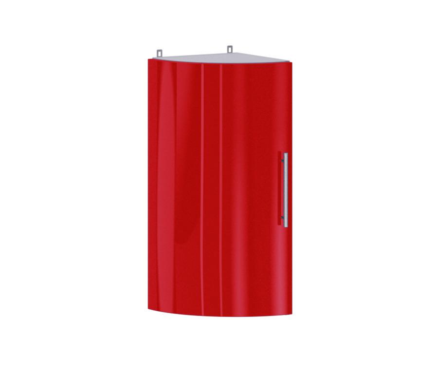 Анна АПТК-30 полка торцевая с гнутым фасадомМебель для кухни<br>Гнутый фасад данной полки позволяет смягчить острый угол кухонного гарнитура, при этом он является вместительным и функциональным модулем и позволяет вам с удобством хранить тарелки, чашки и другую кухонную утварь.<br><br>Длина мм: 286<br>Высота мм: 720<br>Глубина мм: 286