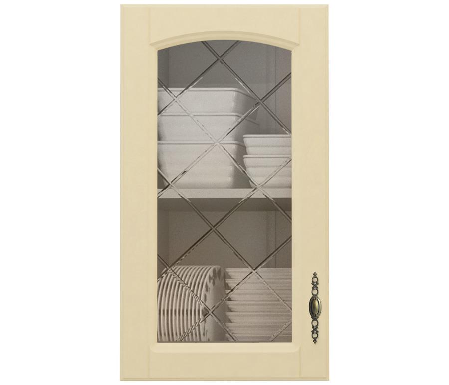 Регина ФВ-40/1 витринаМебель для кухни<br><br><br>Длина мм: 396<br>Высота мм: 713<br>Глубина мм: 22