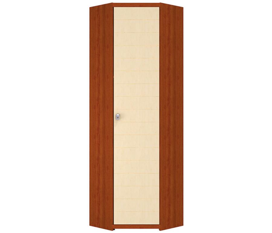 Гретта СБ-961Шкаф угловойШкафы<br>Практичный и качественный угловой шкаф для одежды. &#13;Ширина бока: 345<br><br>Длина мм: 683<br>Высота мм: 2241<br>Глубина мм: 683
