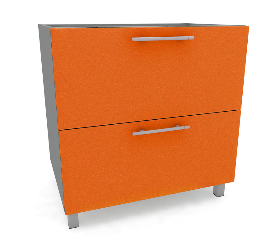 Анна АСЯ-80 стол с ящикамиМебель для кухни<br><br><br>Длина мм: 800<br>Высота мм: 820<br>Глубина мм: 563