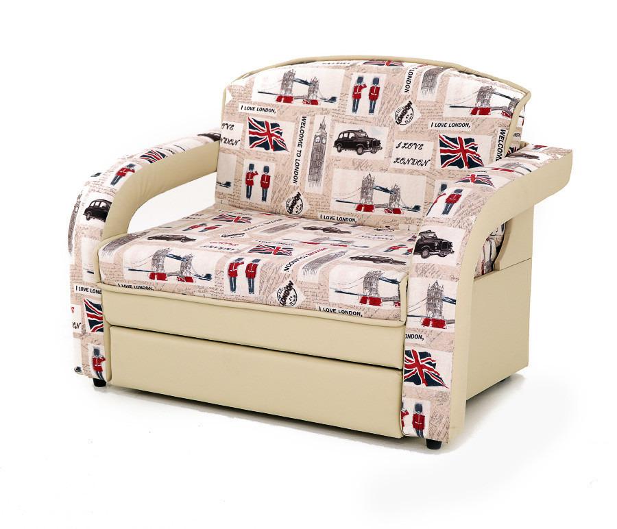 Диван Квинт Шенил 100Диваны и кресла<br><br><br>Длина мм: 1270<br>Высота мм: 820<br>Глубина мм: 950<br>Цвет: Бифитр