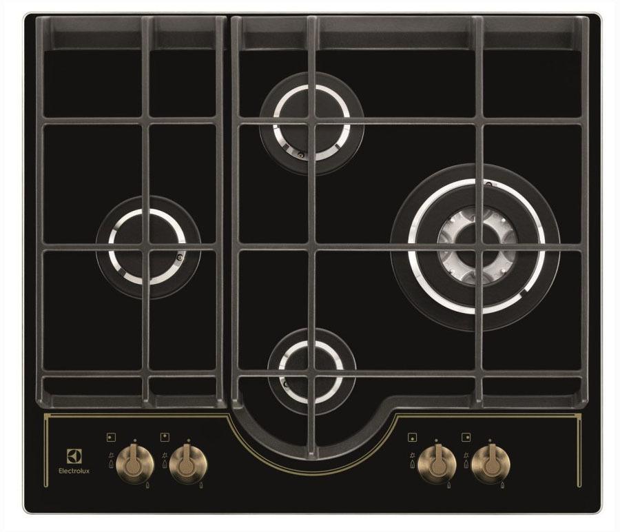Варочная поверхность  ELECTROLUX GPE363RBK газовая,черныйМебель для кухни<br><br><br>Длина мм: 0<br>Высота мм: 0<br>Глубина мм: 0