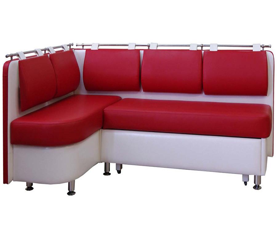 Диван Метро. Левая короткая сторона (кат.2)Мягкая мебель<br><br><br>Длина мм: 300<br>Высота мм: 85<br>Глубина мм: 55