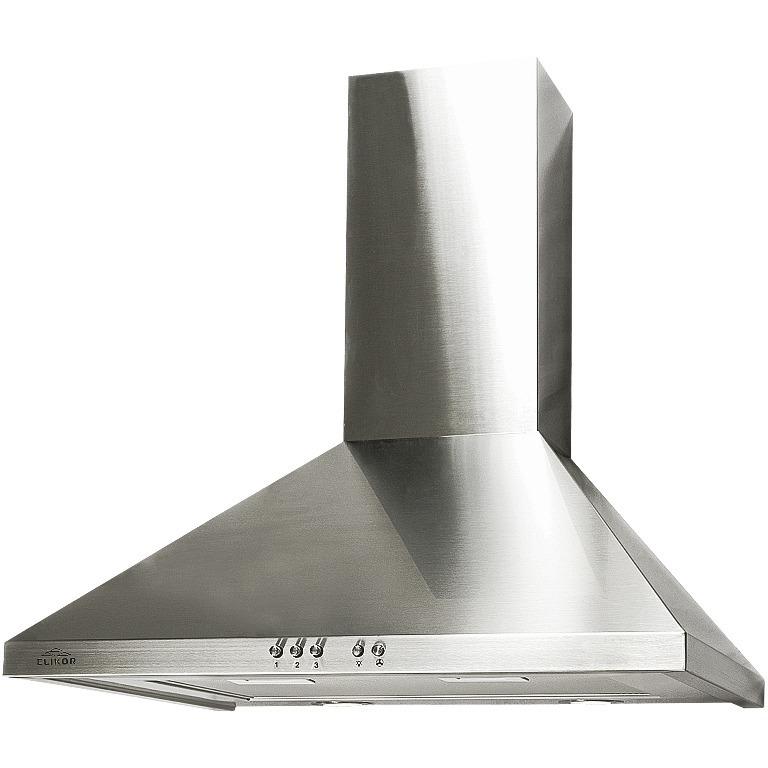 Зонт вытяжной ELIKOR Вента 50 нержБытовая техника<br><br><br>Длина мм: 500<br>Высота мм: 1000<br>Глубина мм: 500