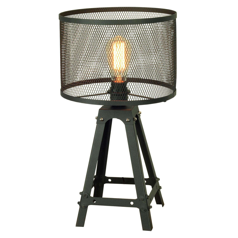 Настольная лампа Lussole Loft Parker LSP-9886