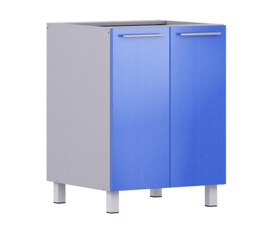 Анна АС-60 стол с 2-мя фасадамиКухня<br><br><br>Длина мм: 600<br>Высота мм: 820<br>Глубина мм: 563