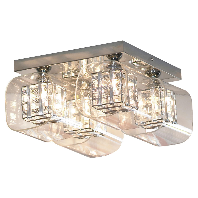 Потолочный светильник Lussole Loft Sorso LSC-8007-04 потолочный светильник lussole lsc 8007 04