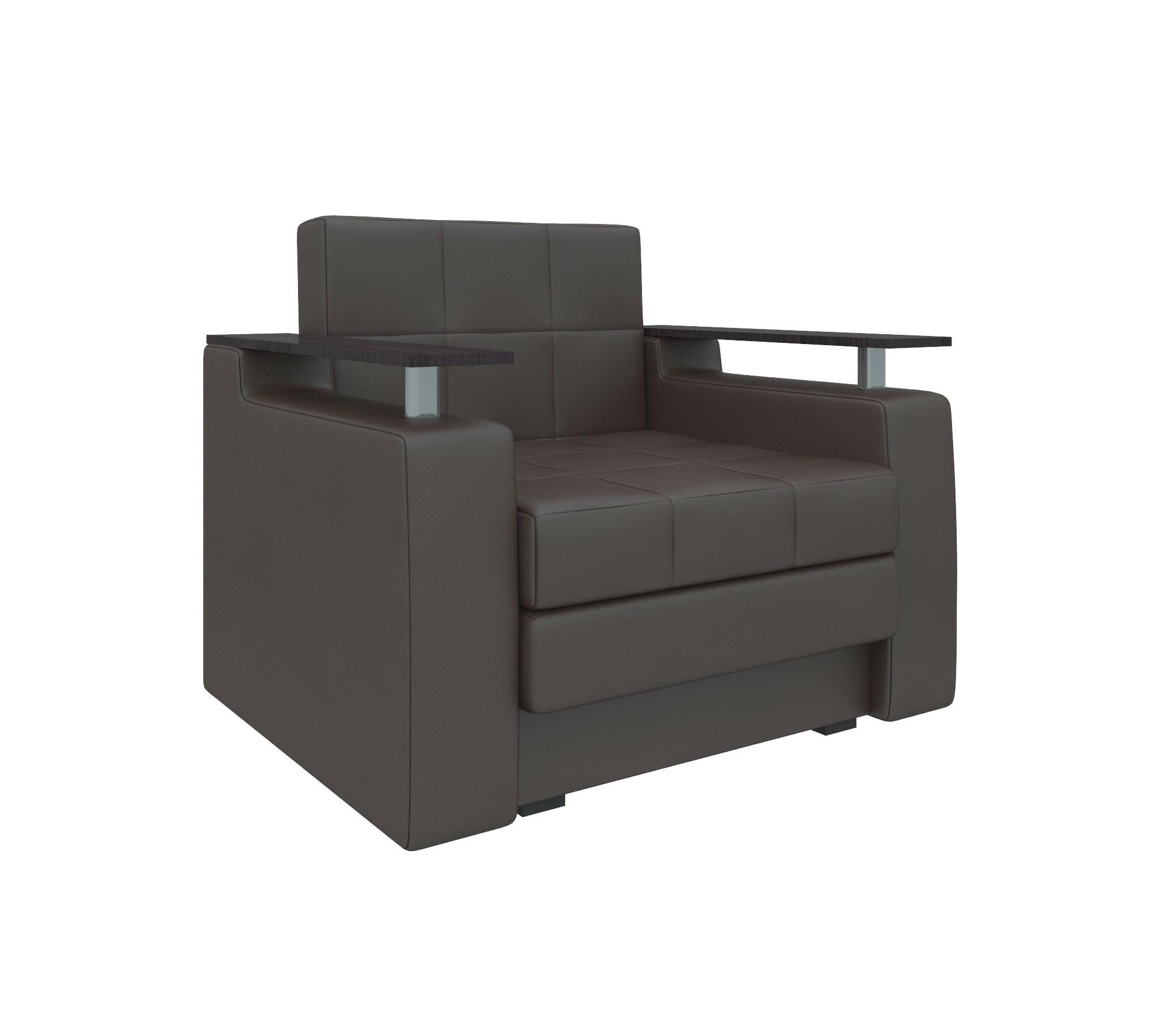 Кресло-кровать Комфорт,эко-кожа