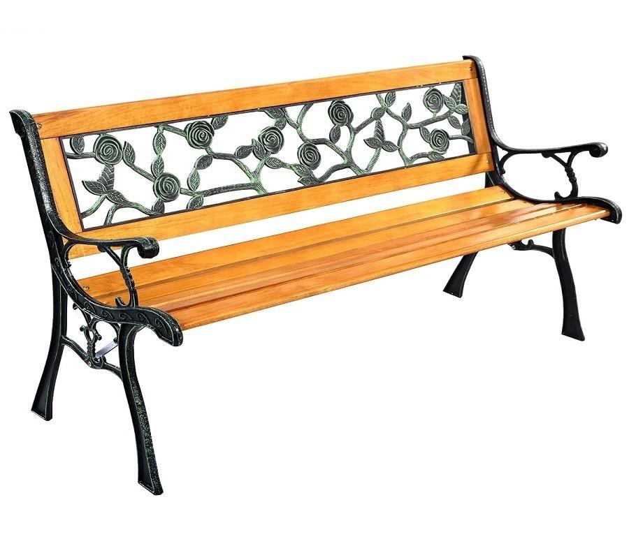 Скамейка OP2784Дачная мебель<br><br><br>Длина мм: 1260<br>Высота мм: 740<br>Глубина мм: 530