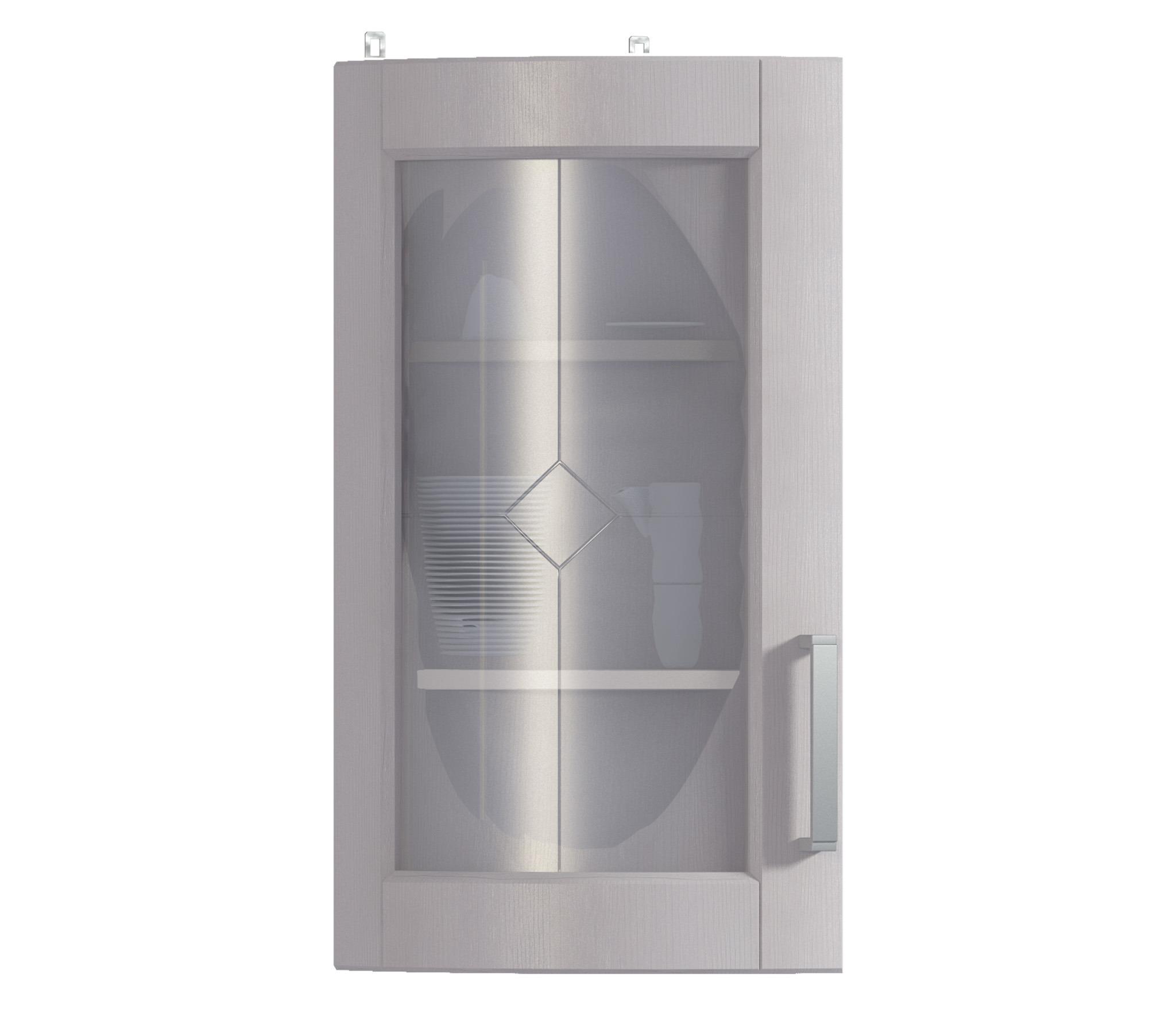 Регина ФВГ-30 витринаКухня<br><br><br>Длина мм: 421<br>Высота мм: 713<br>Глубина мм: 80