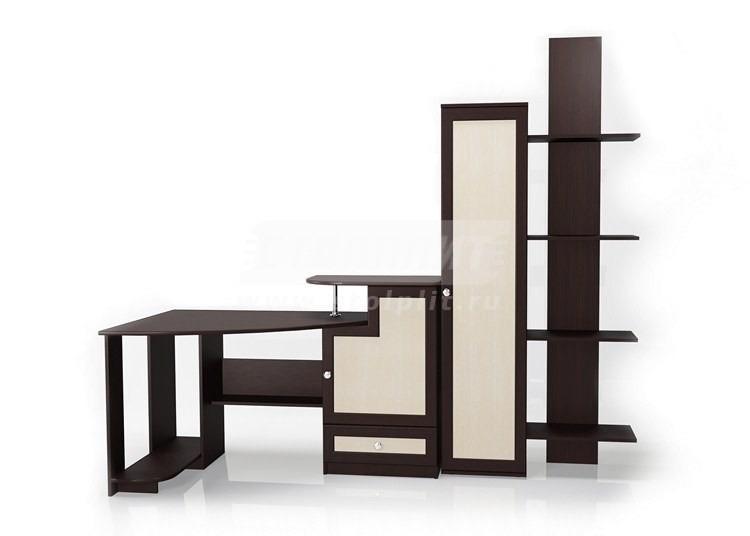 Стол для компьютера МБ – 6Компьютерные столы<br><br><br>Длина мм: 2330<br>Высота мм: 2084<br>Глубина мм: 900