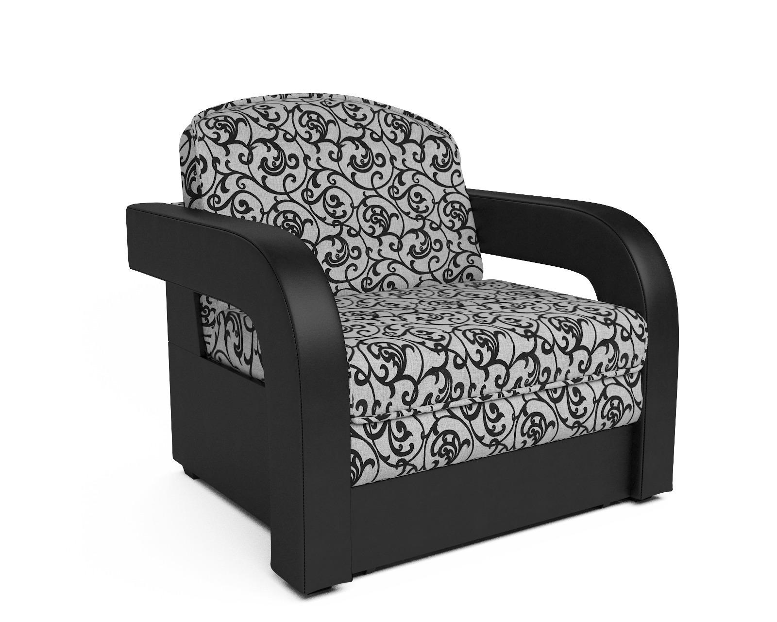 Кресло-кровать Карина-2 (кантри-кожа) фото